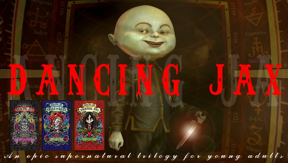 Link to the Dancing Jax trilogy homepage